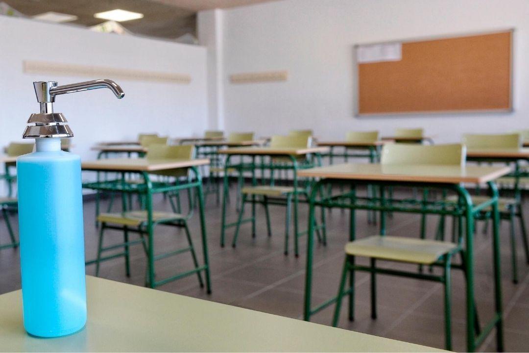 aula covid