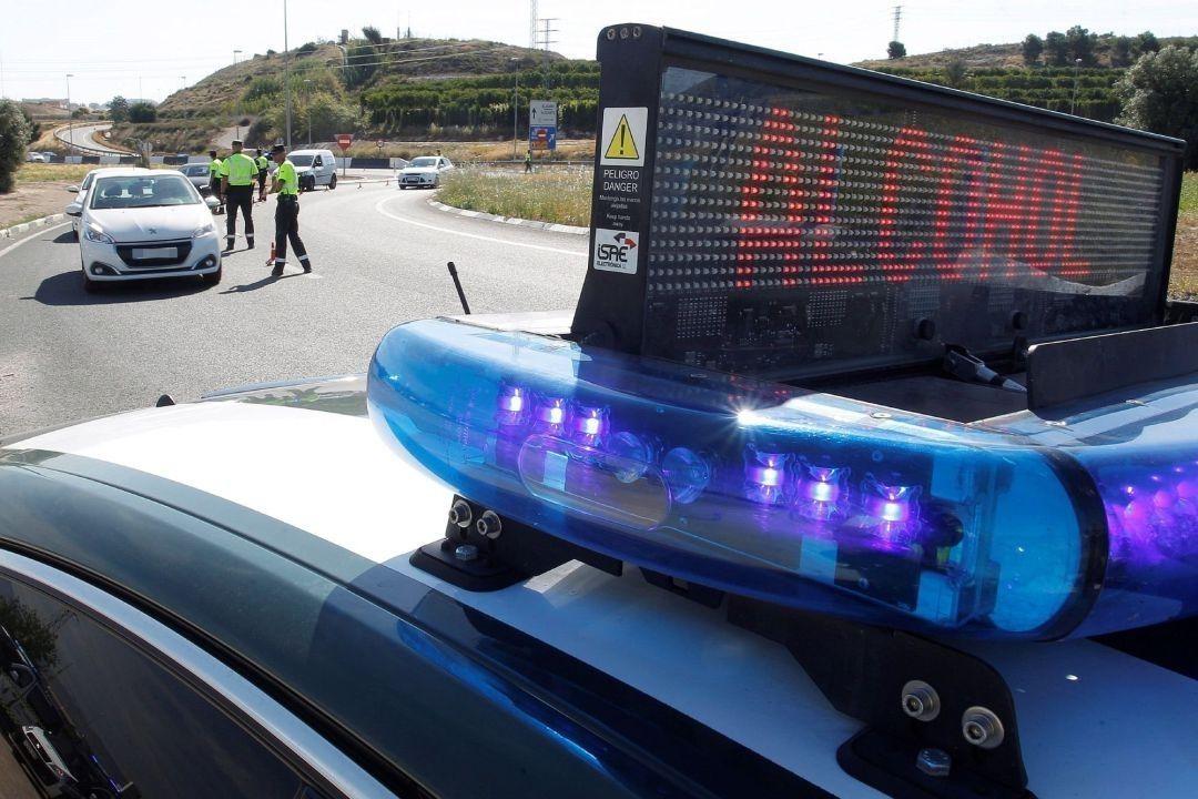 alcoholemia conducir guardia civil