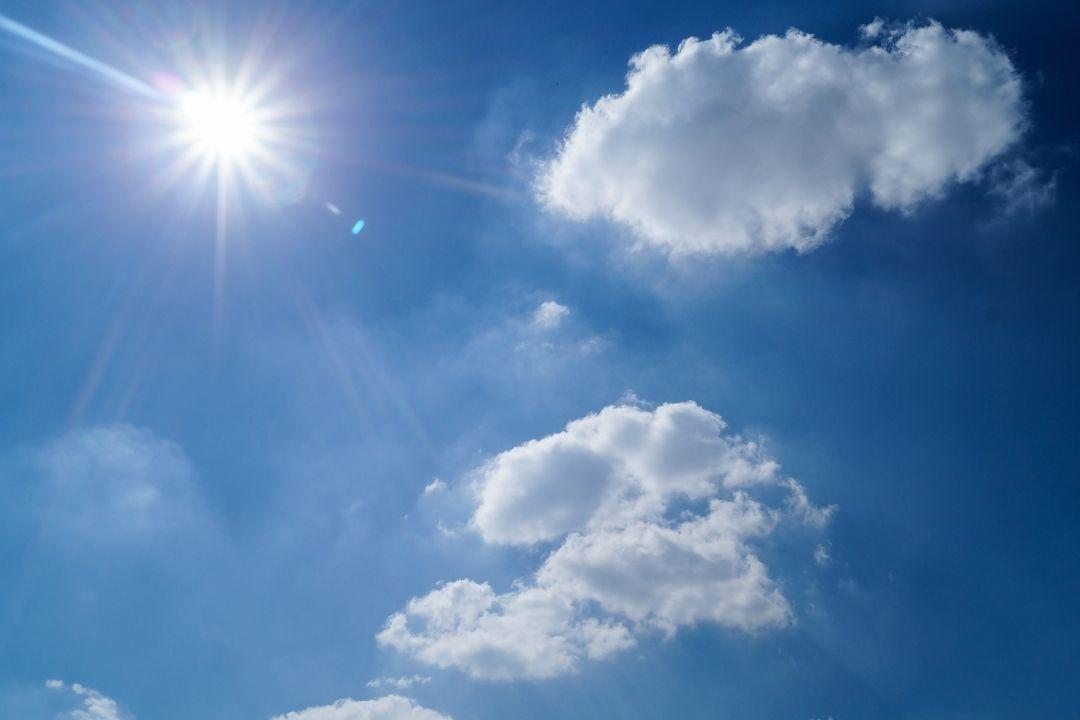 soleado, sol,despejado