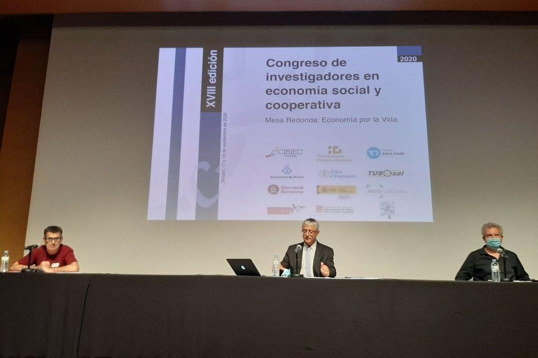 Congreso Internacional de Investigadores en Economía Social CIRIEC-España