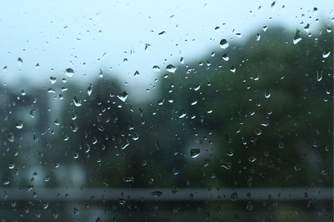 Llovizna lluvia