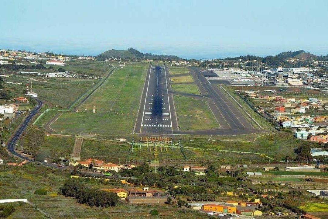 aeropuertos canarios