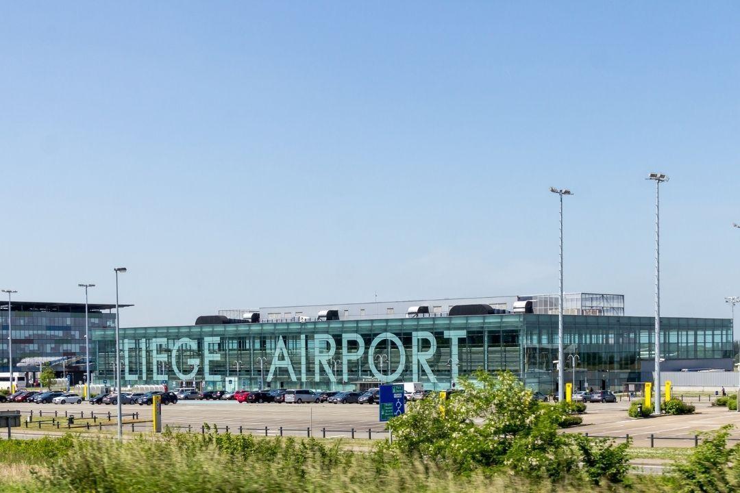 aeropuerto lieja belgica