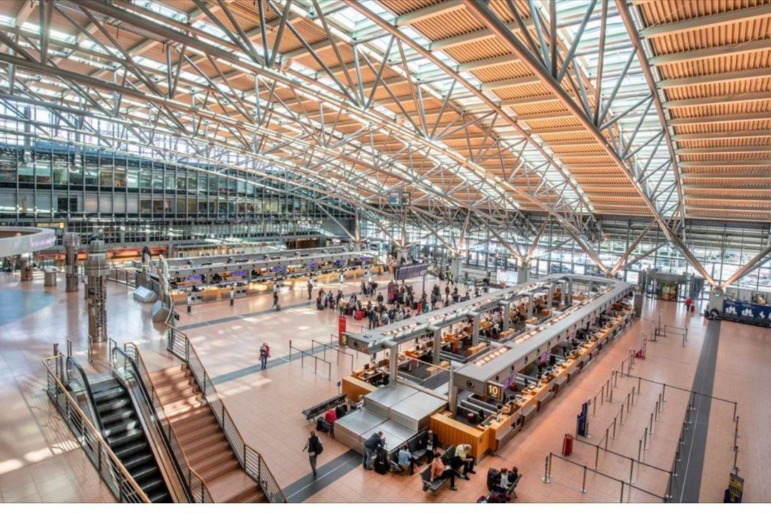 aeropuerto hamburgo terminal