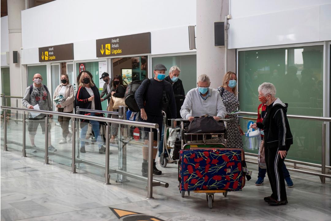 Canarias quiere seguir controlando los aeropuertos