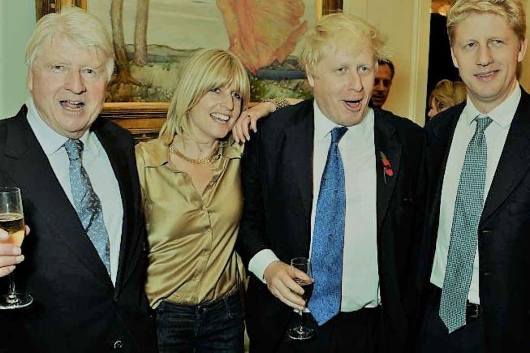 Boris Johnson Gran Bretaña