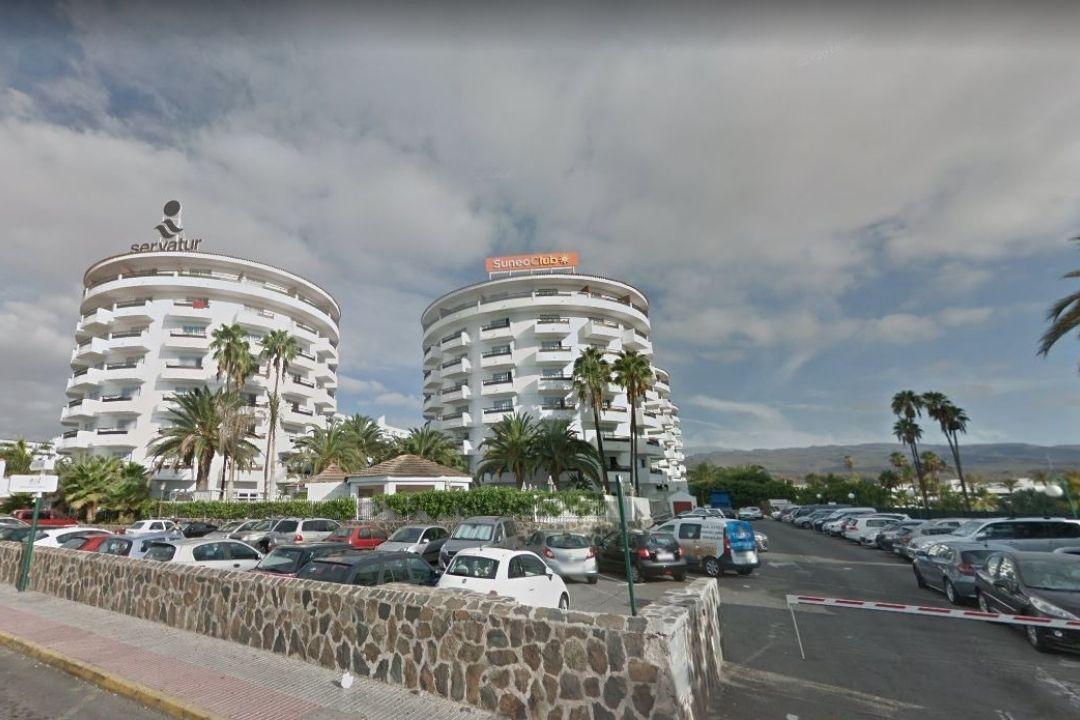 hotel waikiki gran canaria