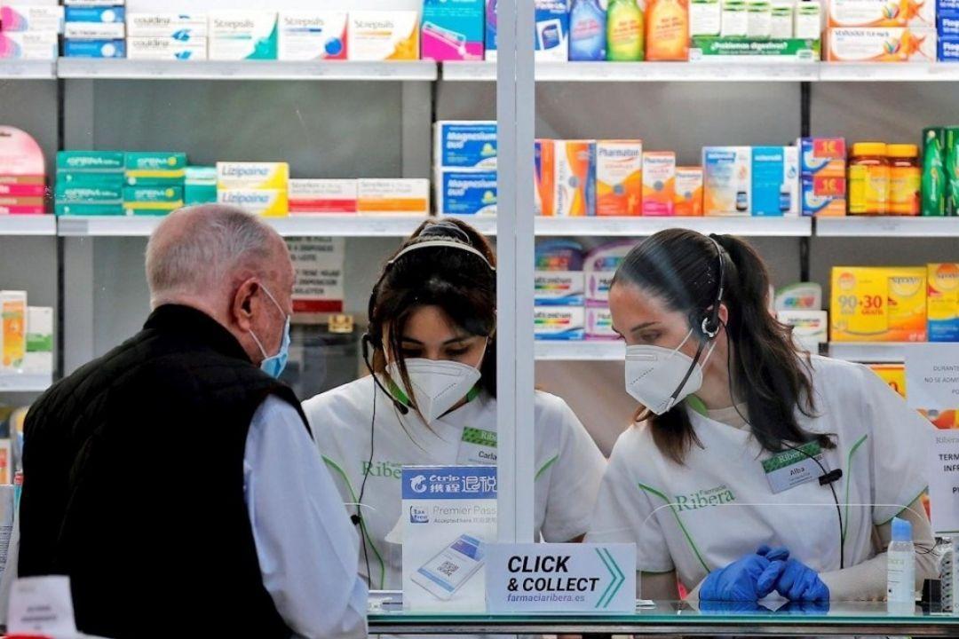 mascarillos para evitar contagios en Canarias