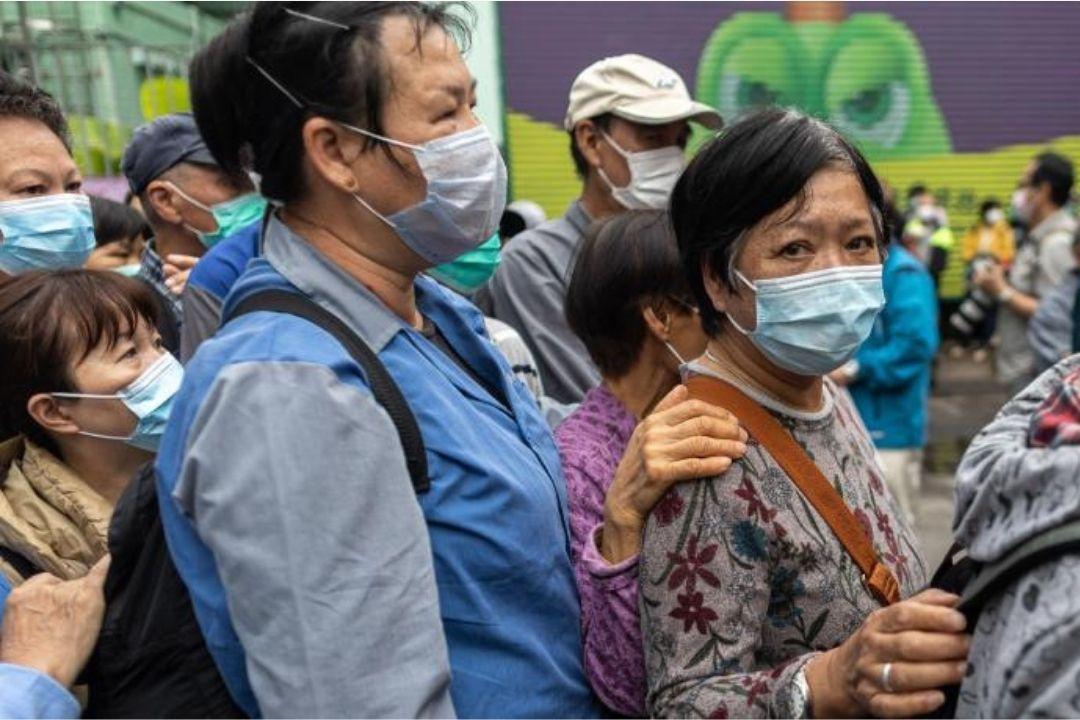 pandemia en el mundo