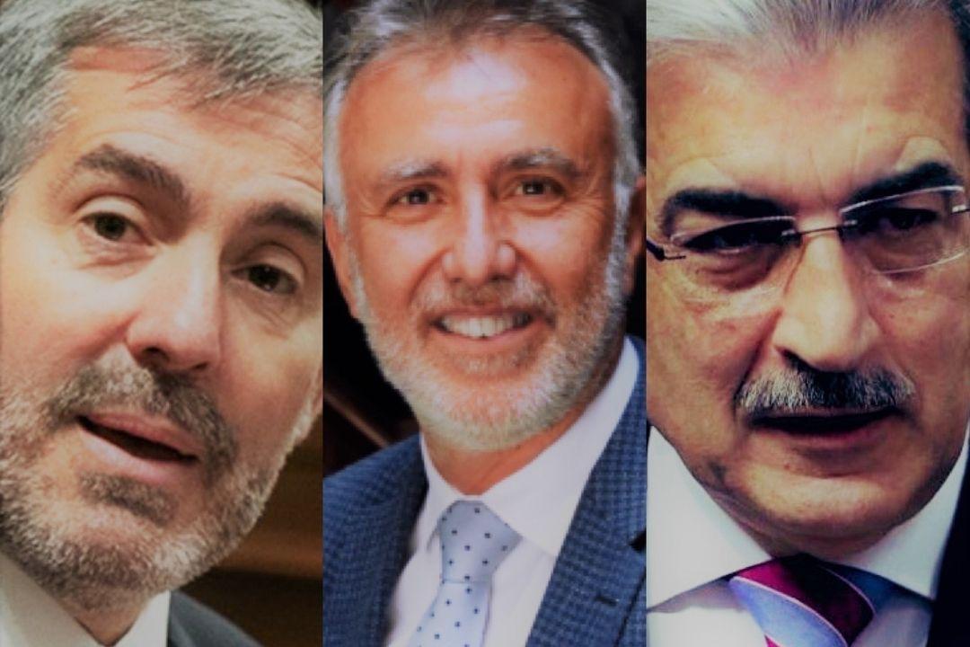 presidentes de gobierno