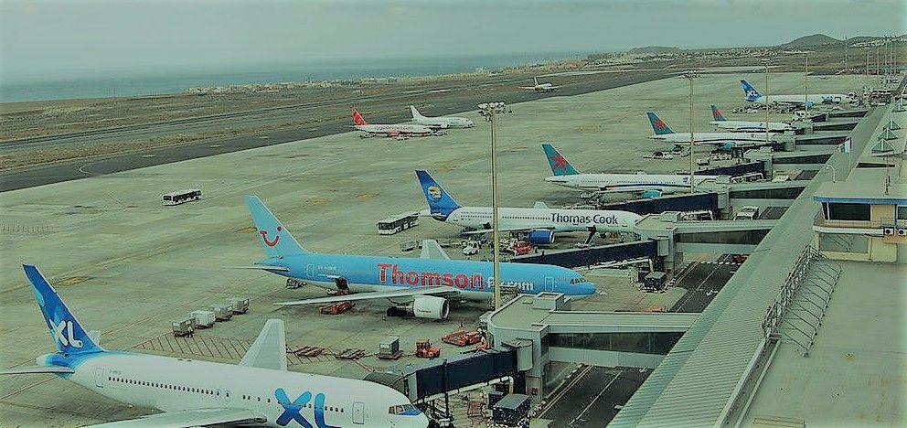 Tenerife tendra plazas aéreas