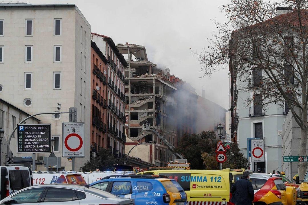 explosion en madrid 3