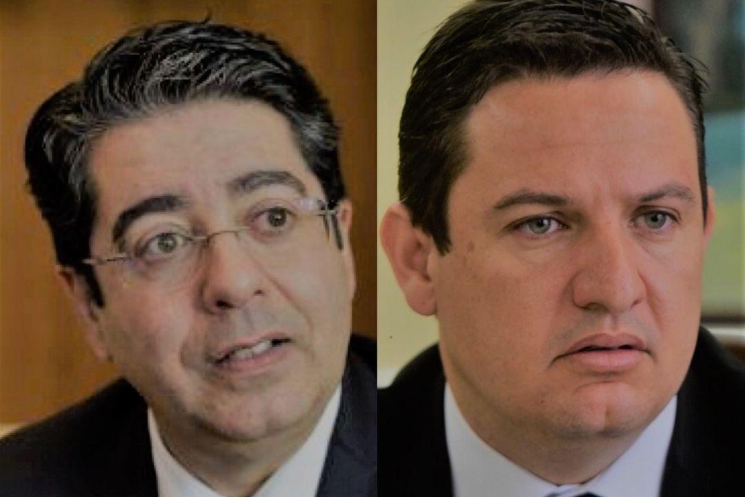 pedro martin y Jose Julian Mena