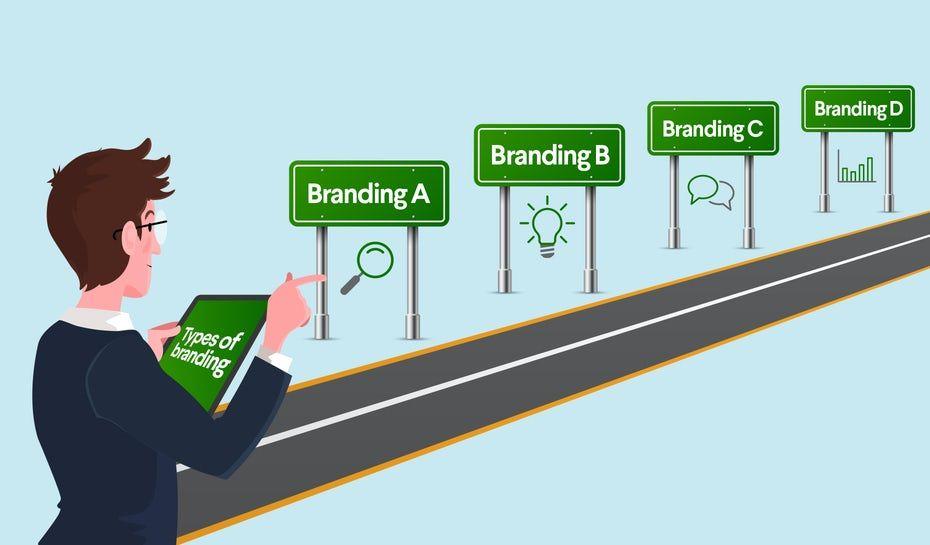 Los 8 tipos de branding (y cómo usarlos)