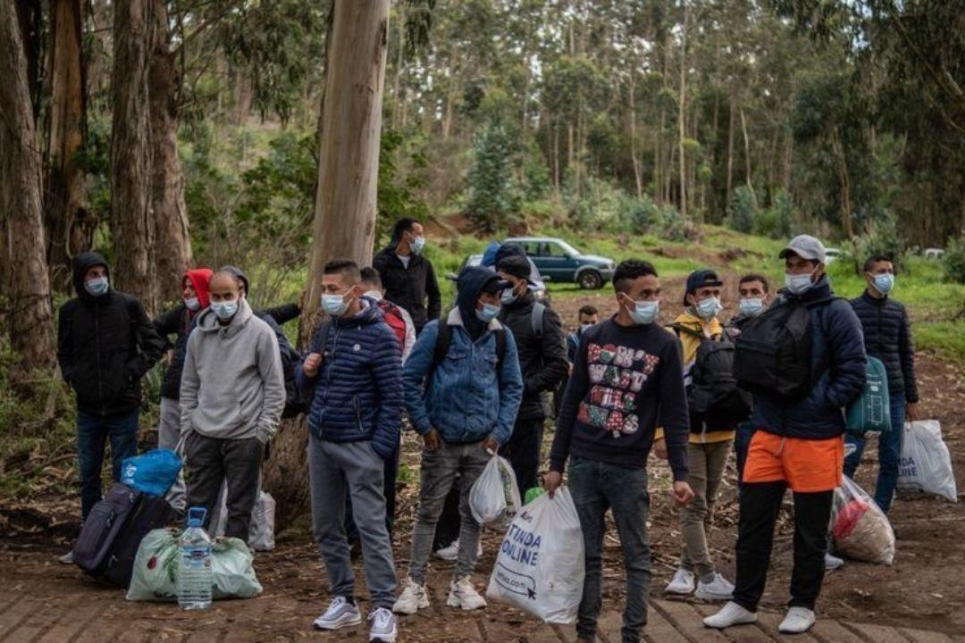 campamento de acogidas