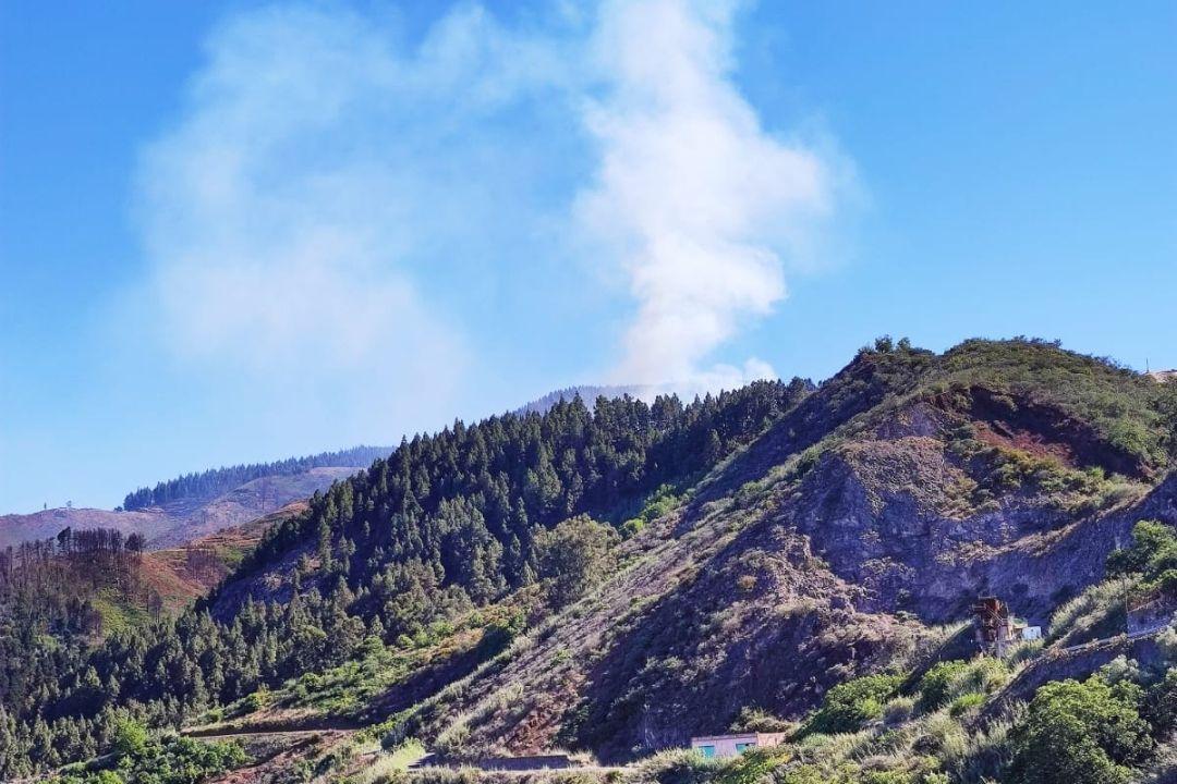 conato de incendio valleseco