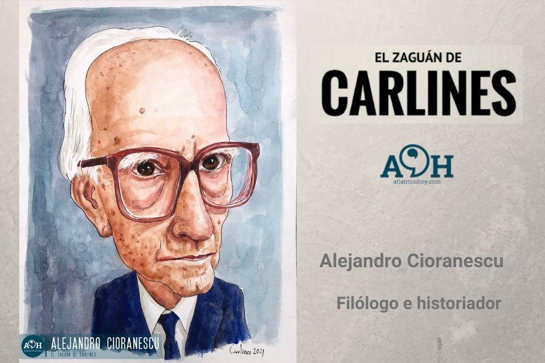 Alejandro Cioranescu