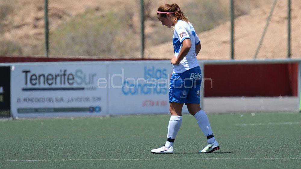 Ana González, UDG Tenerife, Liga Iberdrola