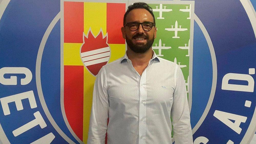 José Bordalás, nuevo técnico del Getafe