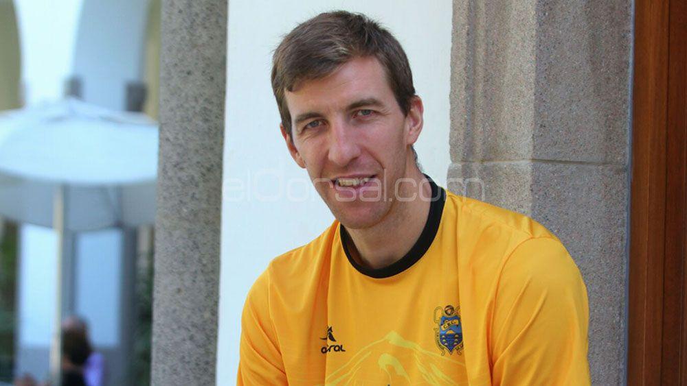 """Fran Vázquez: """"Estamos preparados y vamos a Gran Canaria a por la victoria"""""""