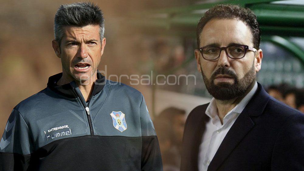 Martí y Bordalás, debuts paralelos