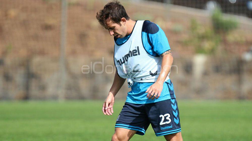 Raúl Cámara, CD Tenerife, Ciudad Deportiva Javier Pérez