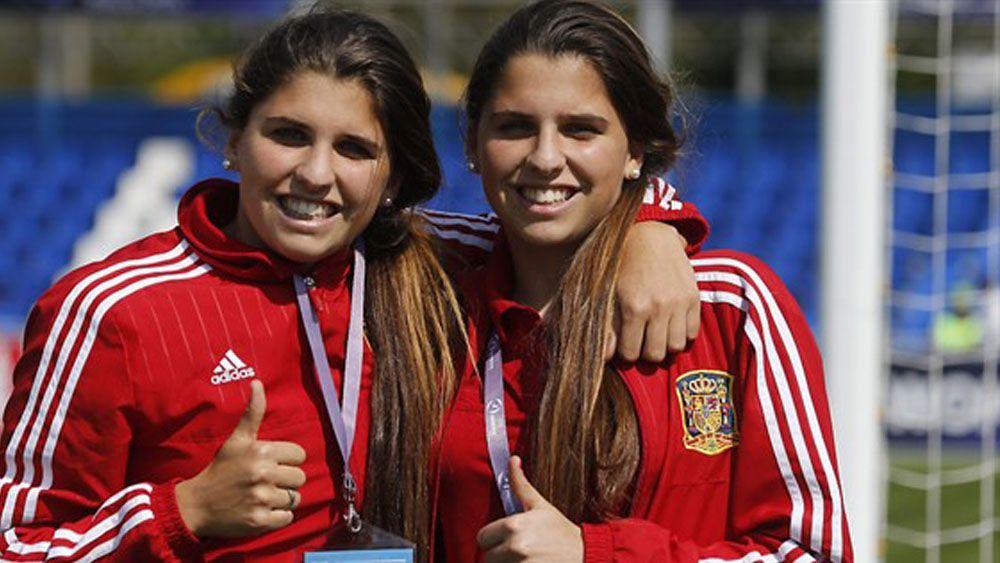 Las gemelas Ramos arrancan la Ronda Élite con triunfo ante Rusia
