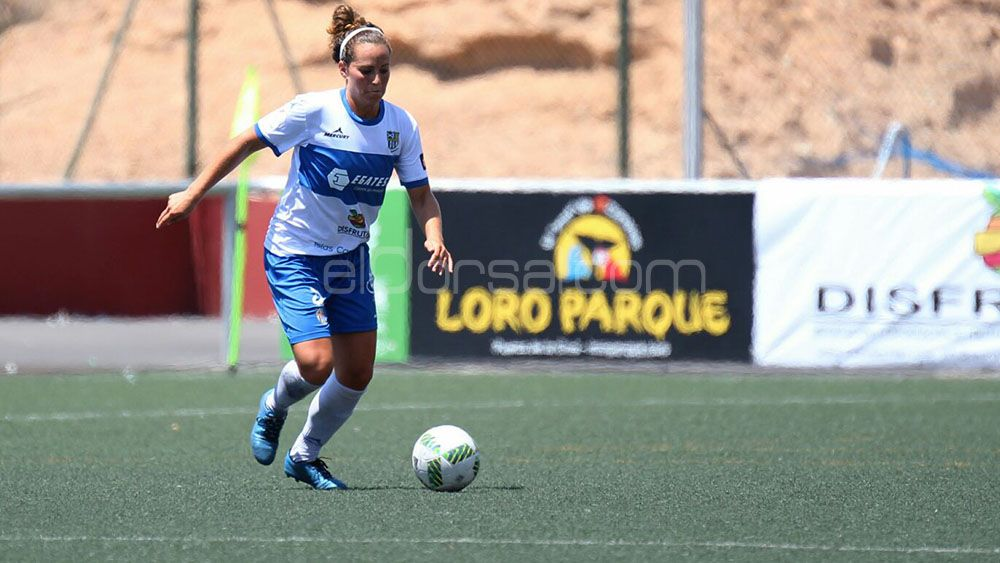 Patri Gavira, UDG Tenerife, Liga Iberdrola