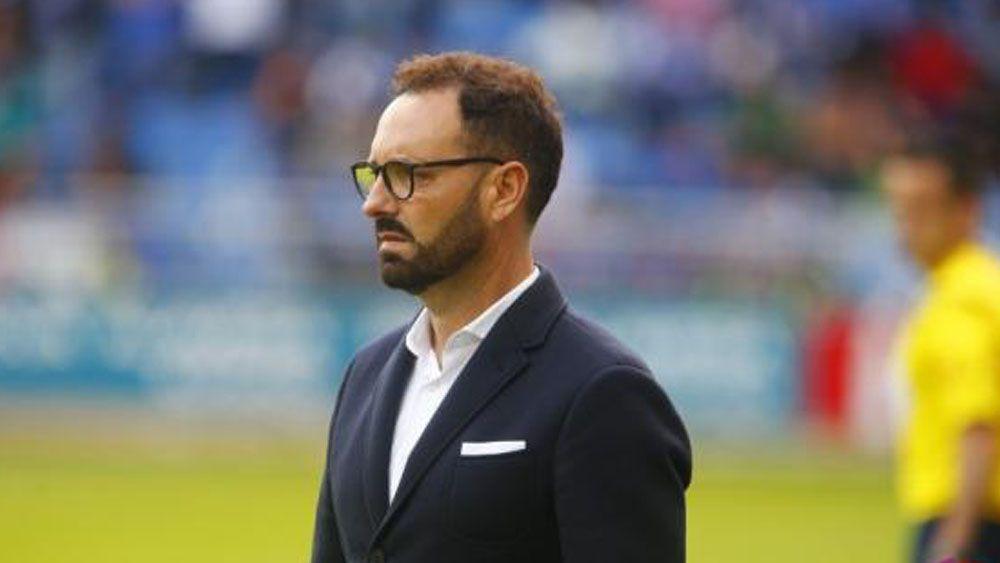 """Bordalás: """"El CD Tenerife es un buen equipo, hay que tenerlo siempre en cuenta"""""""