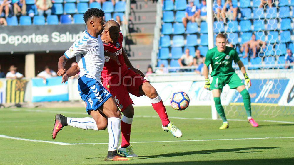 Así vivimos el empate del CD Tenerife frente al Getafe CF