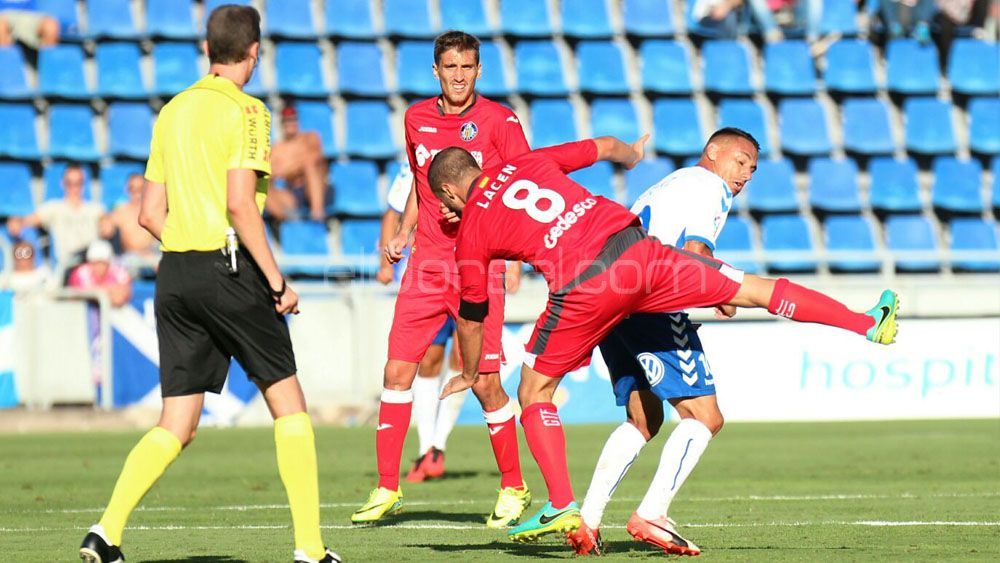 Así recogió la prensa el empate entre Tenerife y Getafe