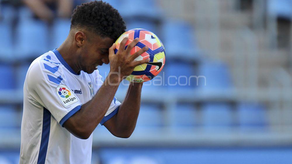 El empate del CD Tenerife , en imágenes