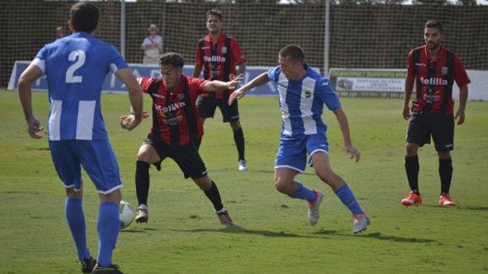 El Melilla de Santi Luque se cuela en zona playoff
