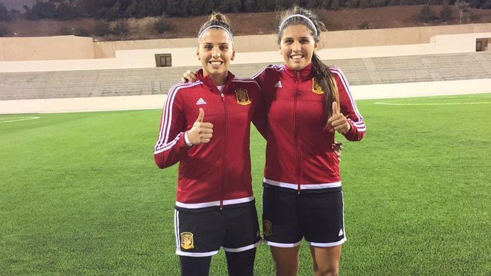 Noelia Ramos, Natalia Ramos, Mundial Sub-17 Jordania
