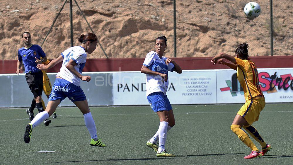La UDG Tenerife abre la segunda vuelta visitando al FC Barcelona