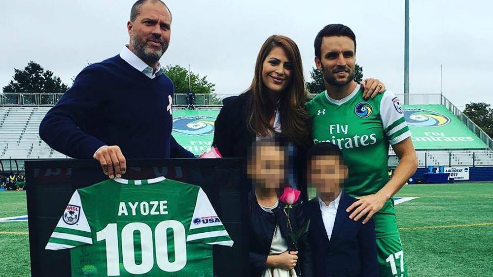 Ayoze García, soccer