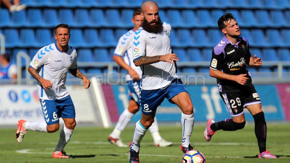 El CD Tenerife afrontará tres partidos en ocho días
