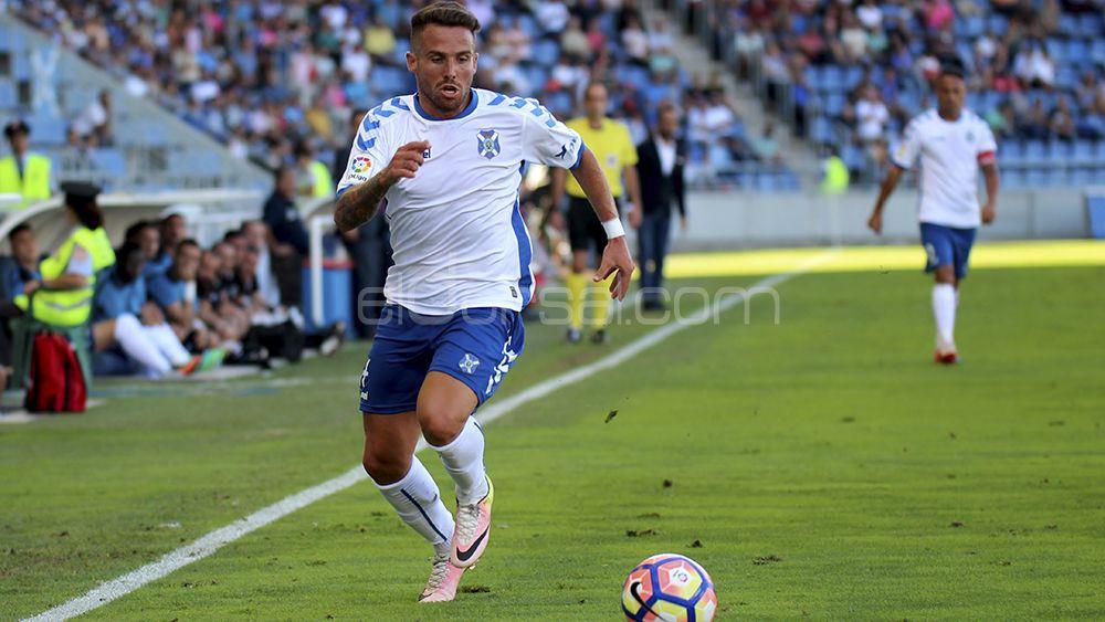 """Aarón Ñíguez: """"La derrota nos hará más fuertes para encarar la recta final con ganas"""""""