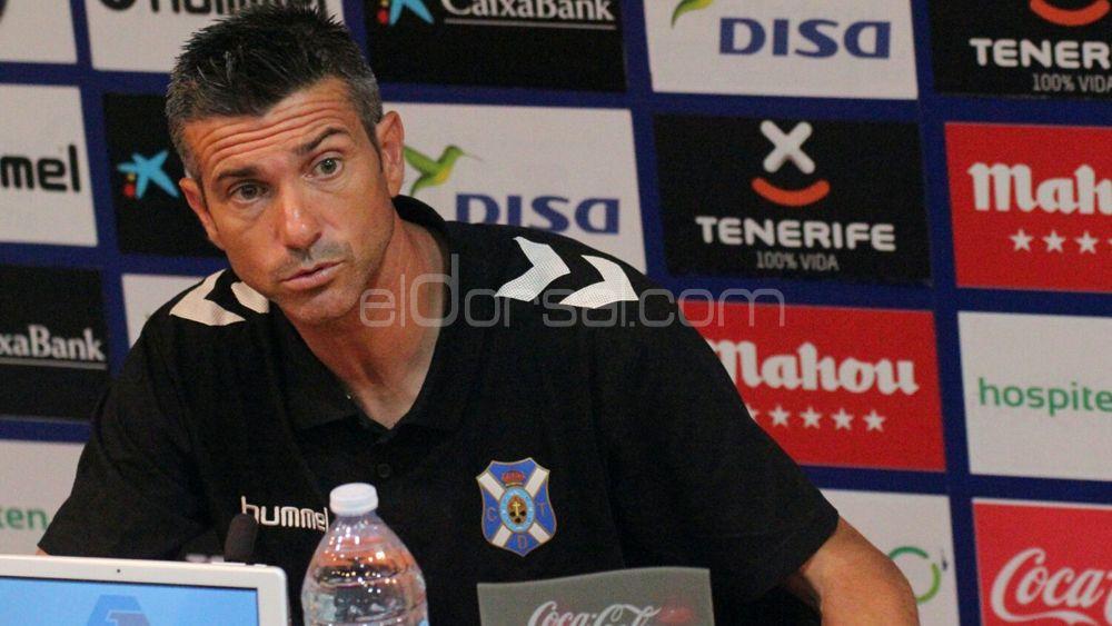 Martí, CD Tenerife, Liga 123