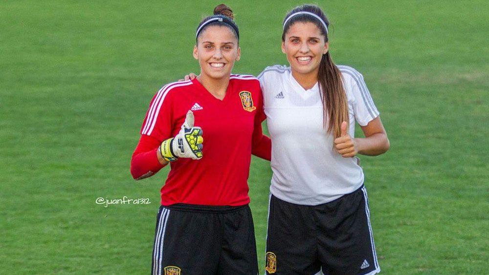 'La Rojita' de Natalia y Noelia Ramos pasa a cuartos del Mundial como segunda clasificada