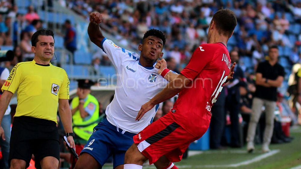 Getafe y CD Tenerife tienen cuentas pendientes de la liga