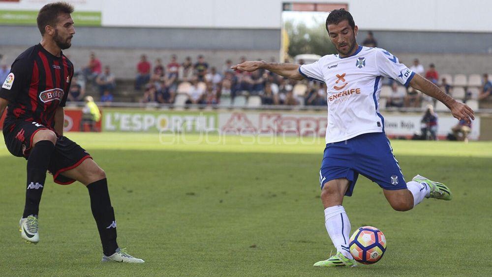 ¿Quién fue el mejor jugador del CD Tenerife ante el Reus?