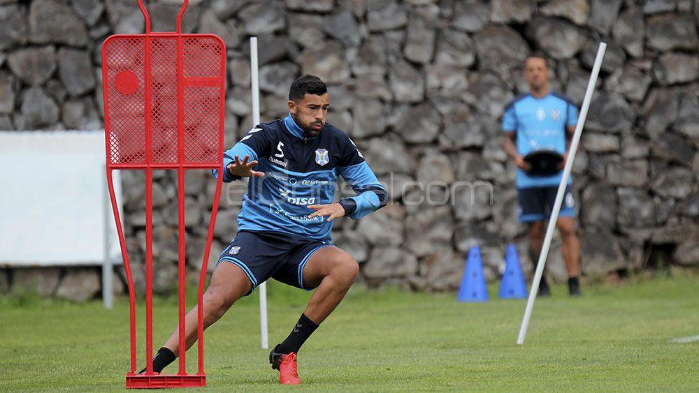 Alberto Jiménez, CD Tenerife, Liga 123