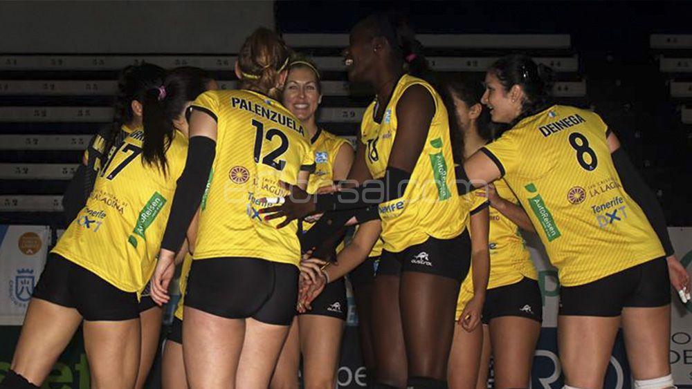 CV Aguere, Superliga Femenina de Voleibol