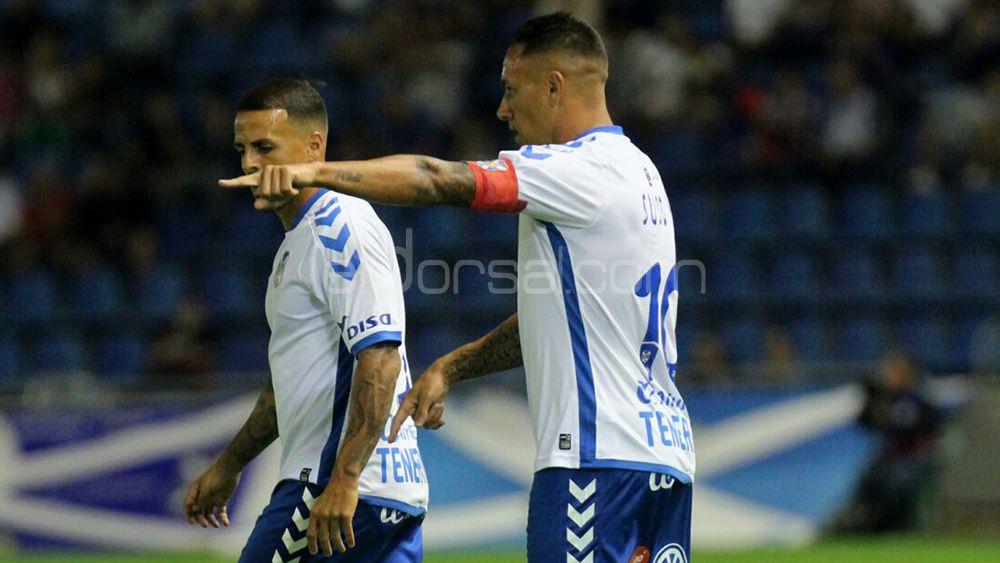 Suso Santana, Vitolo, Liga 123