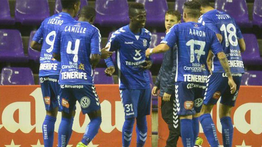 El 'uno por uno' del CD Tenerife contra el Valladolid