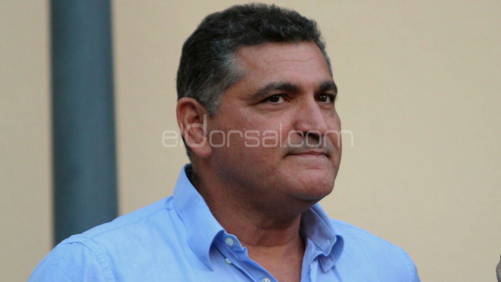 Ambrosio González deja la presidencia del CV Aguere y continúa como entrenador