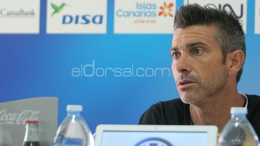 """Martí: """"Necesitamos convertir las ocasiones en goles y no cometer errores puntuales"""""""