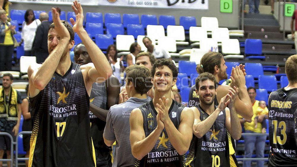CB Canarias, Liga Endesa