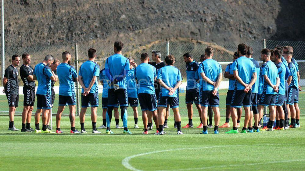 Unión en el CD Tenerife para superar al Cádiz CF